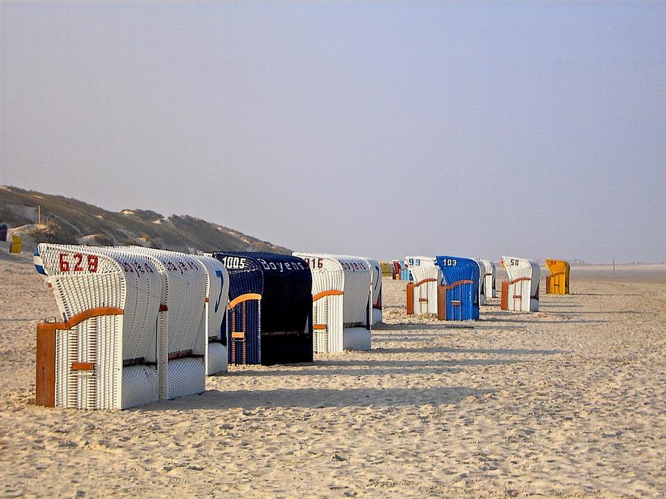 Strandkorb nordsee wallpaper  Strandkörbe - Kostenlose Bilder auf Pixabay
