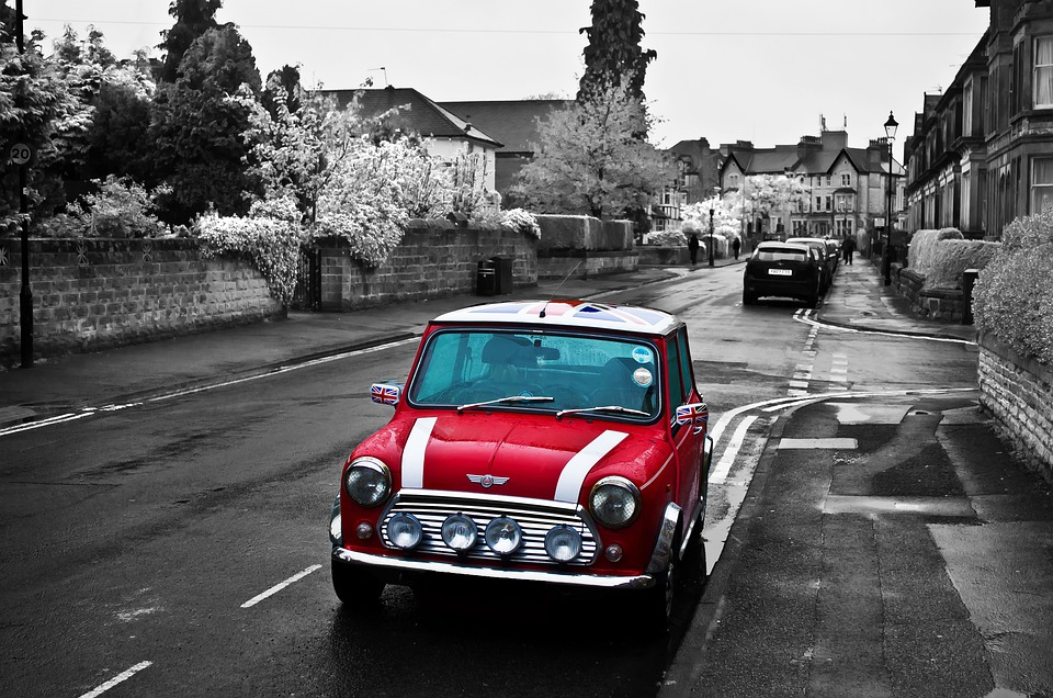 Red Car Mini Free Photo On Pixabay
