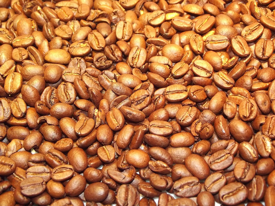 Free Photo Coffee Beans Coffee Beans Golden Free