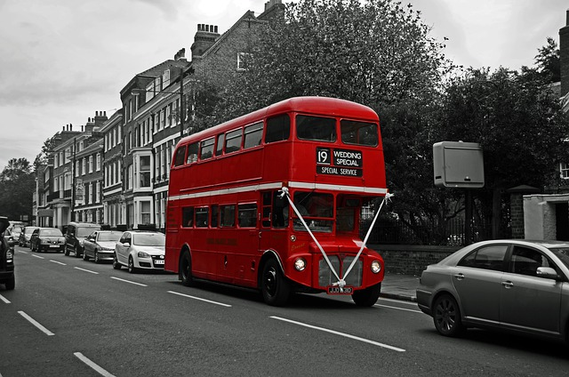 Free Photo Bus Double Decker England Free Image On
