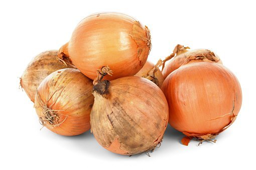 Onion Bulbs Food Fresh Healthy Ingredient