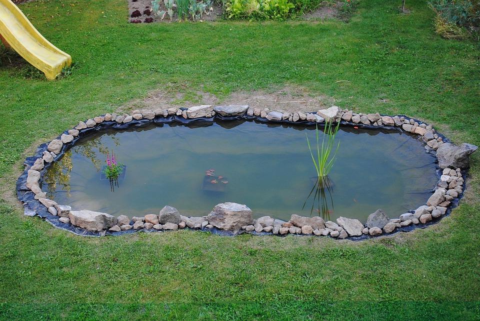 ilmaisen valokuvan lampi puutarha vesi ilmainen kuva pixabayssa 84855. Black Bedroom Furniture Sets. Home Design Ideas
