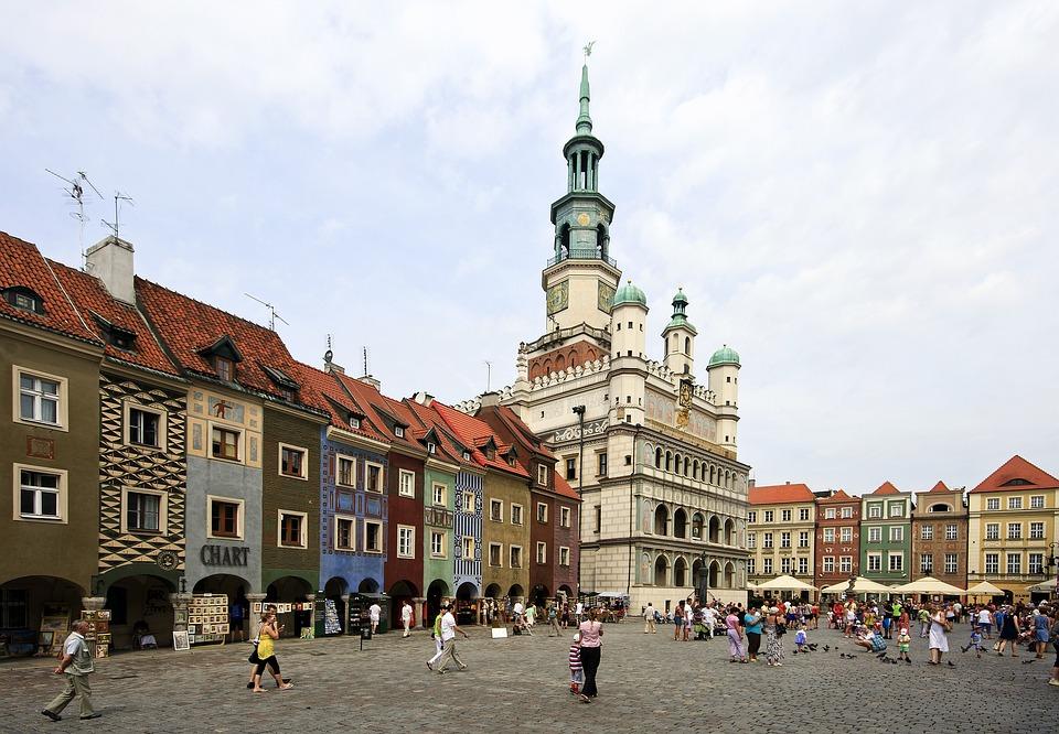 Resultado de imagen de Poznan