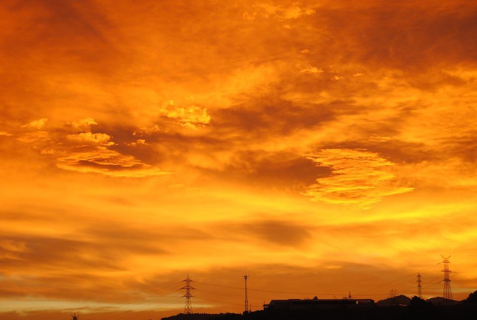 Foto gratis: Ocaso, Atardecer, Cielo, Rojo - Imagen gratis ...