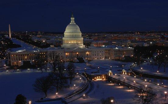 Washington Dc Capitol Building Buildings U