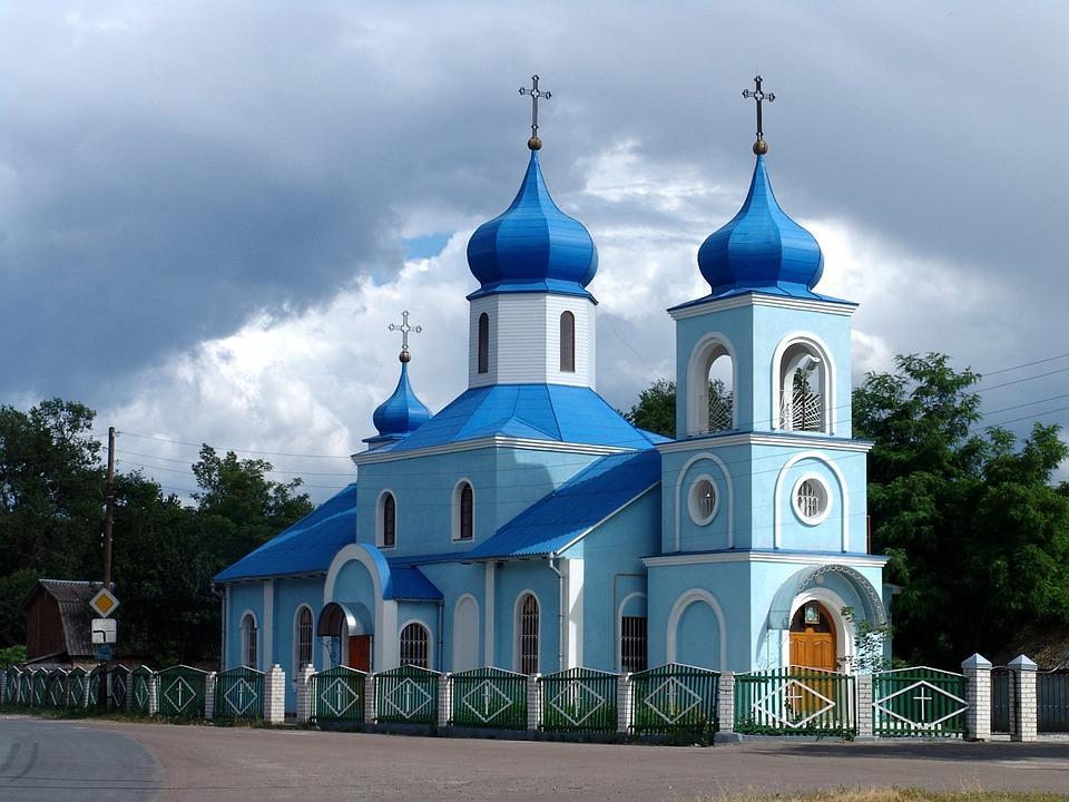 Kirche, Moldawien