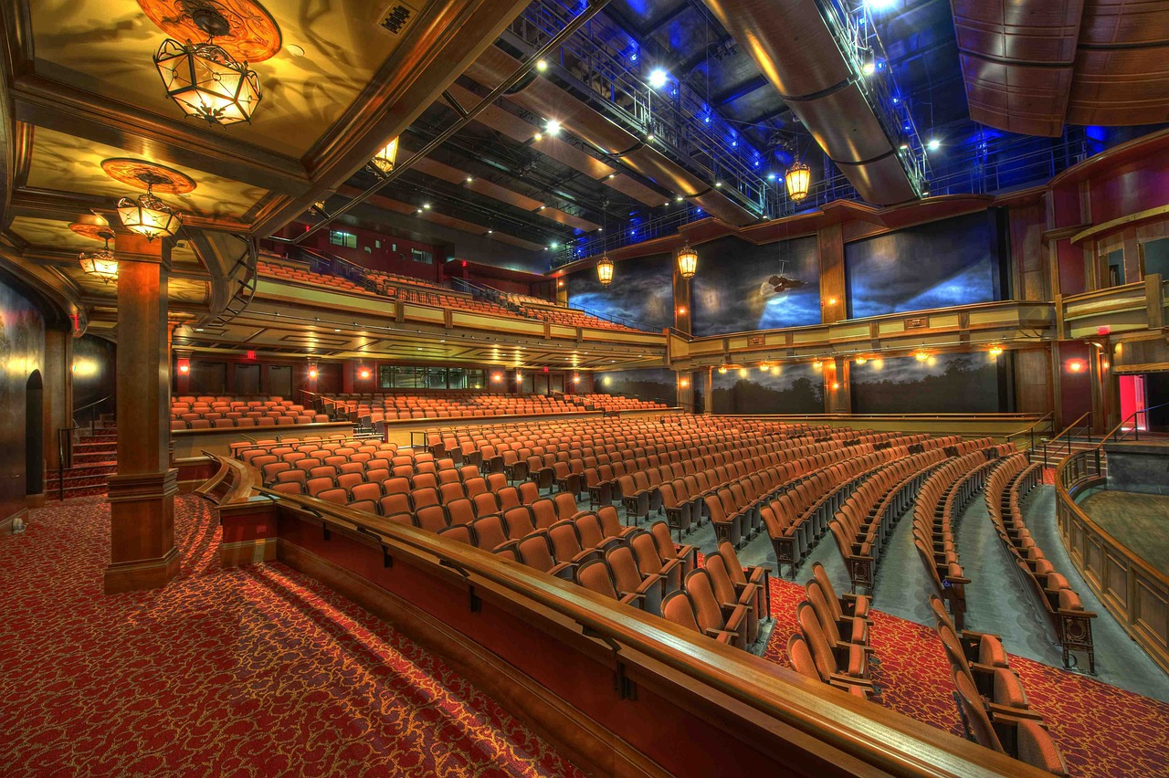 Piccadilly Theatre Seating Plan| Pretty Woman