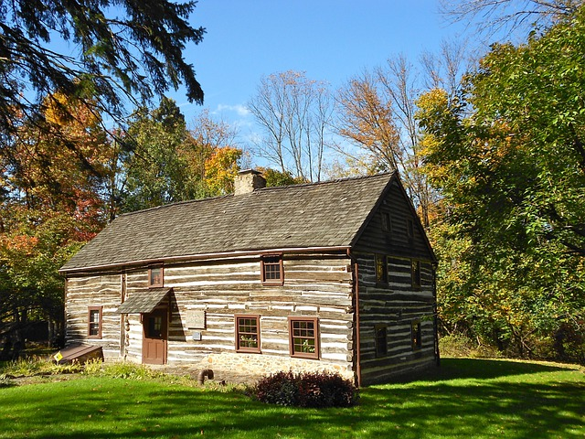 Log Cabin Homes For Sale In Pa