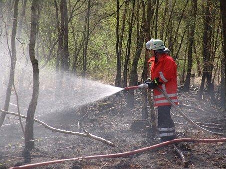 Feuer, Brand, Feuerwehr, Flammen