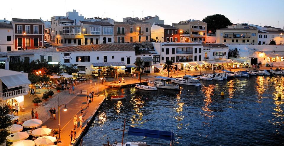 Hiszpania, Baleary, Mediterranean, Menorca, To Castell