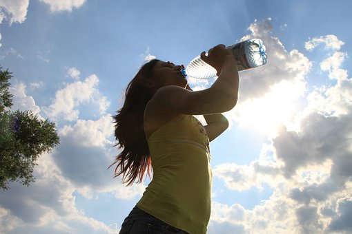 5 Benefits of drinking more Water