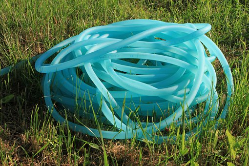 Earth, Garden, Hose, Nylon, Pipe, Pvc