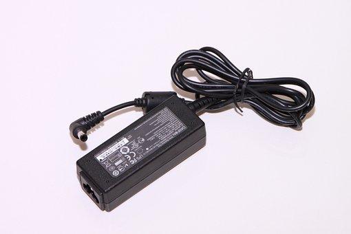 Adapter, Black, Electronics, Ion