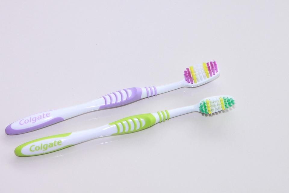 Colgate, De Color, Dental, Higiene, Oral, Los Dientes