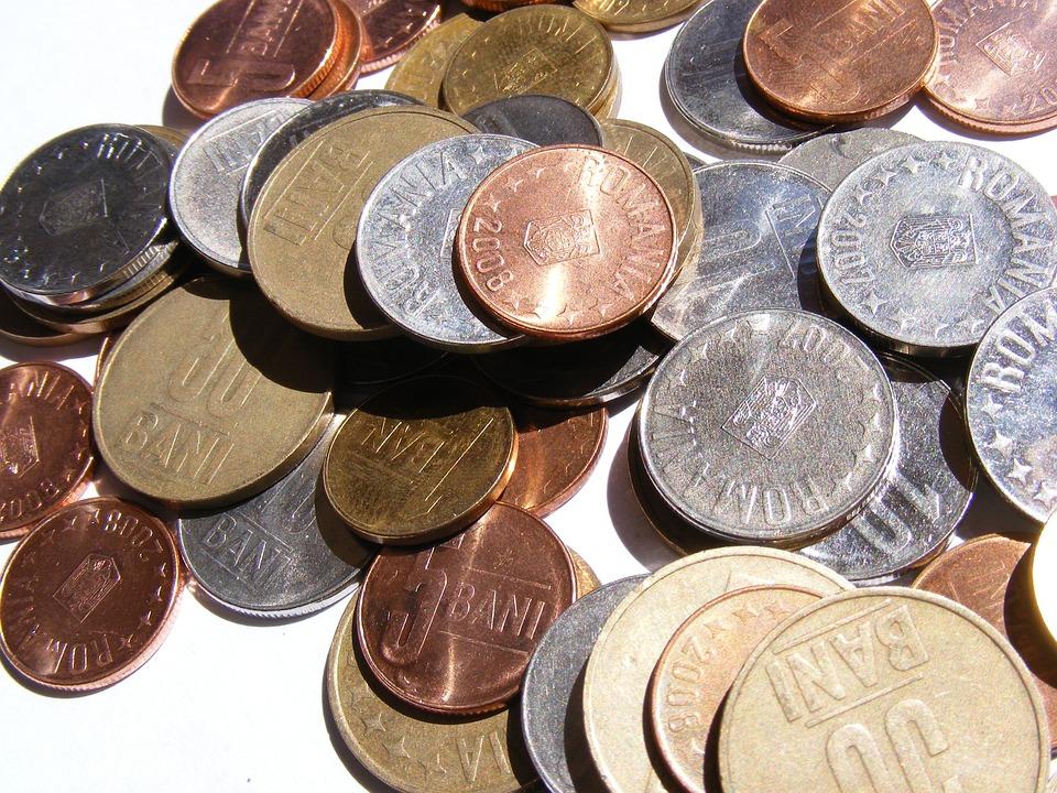 rumænsk mønt
