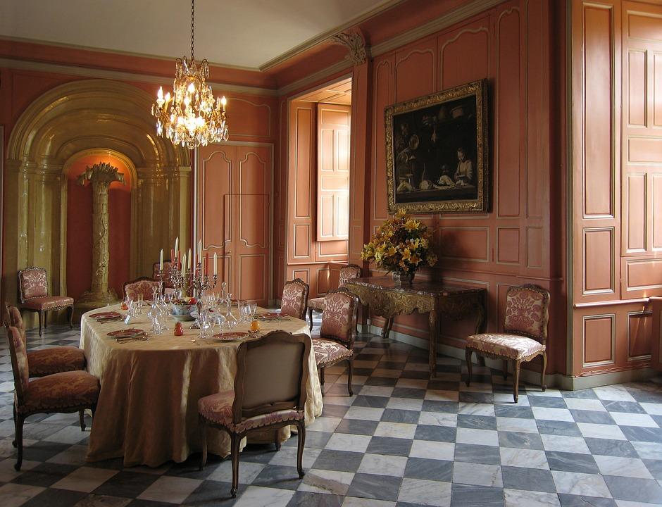 Free photo france villandry castle inside free image for Interieur france