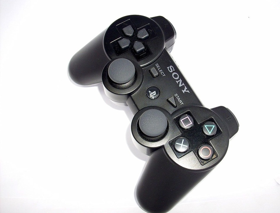 Joystick, Game, Computer, Gaming