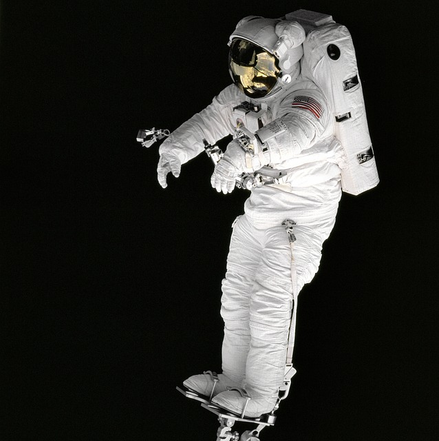 astronaut in space currently - photo #15