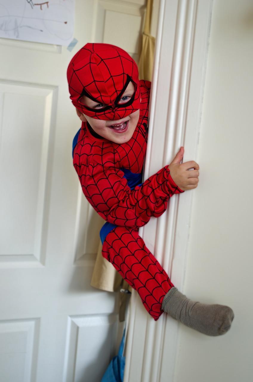 Виньетки для, картинки с человеком пауком смешные