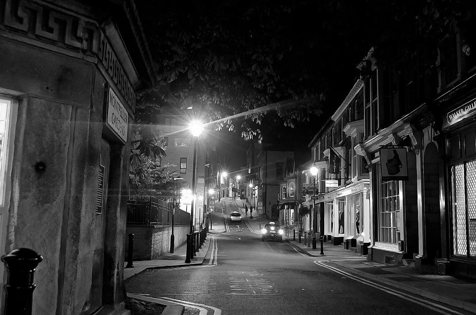 Free Photo Sleeping City Sleep Night Free Image On