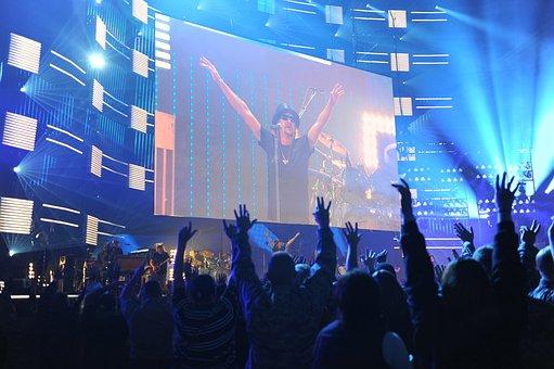 Kid Rock, Concert, Auditorium