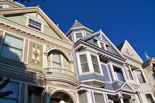 San Francisco kytkennät paikat