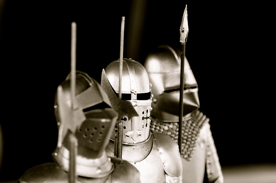 Knight Armor Weapons 183 Free Photo On Pixabay