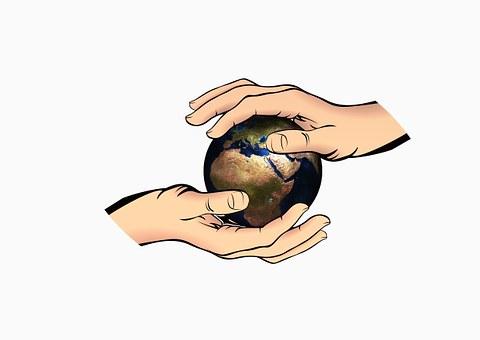 Tierra, Globo, Mundo, Global