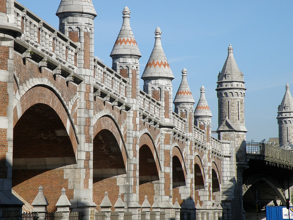 Viaducto de Amberes Central