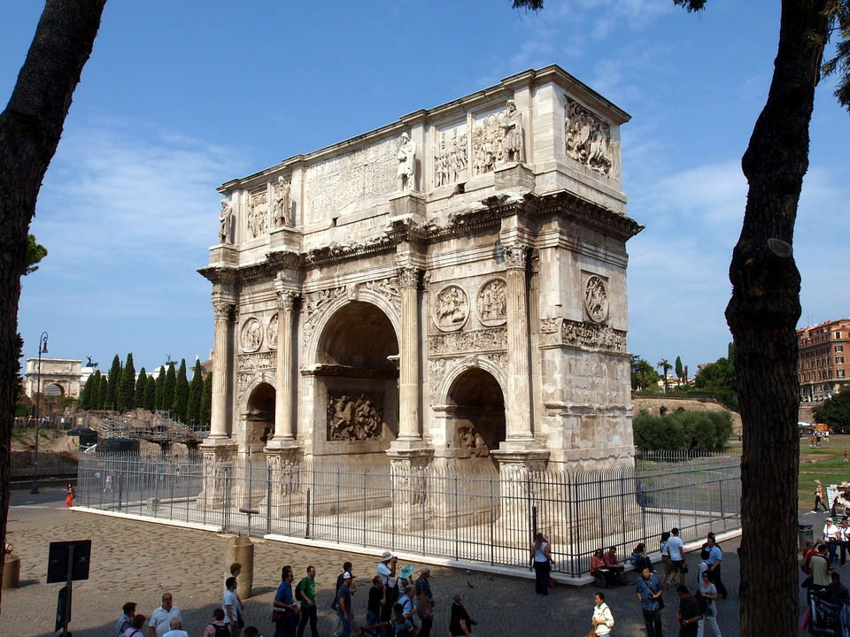 rome italy arch of constantine  u00b7 free photo on pixabay heart vector all free download heart vector free download