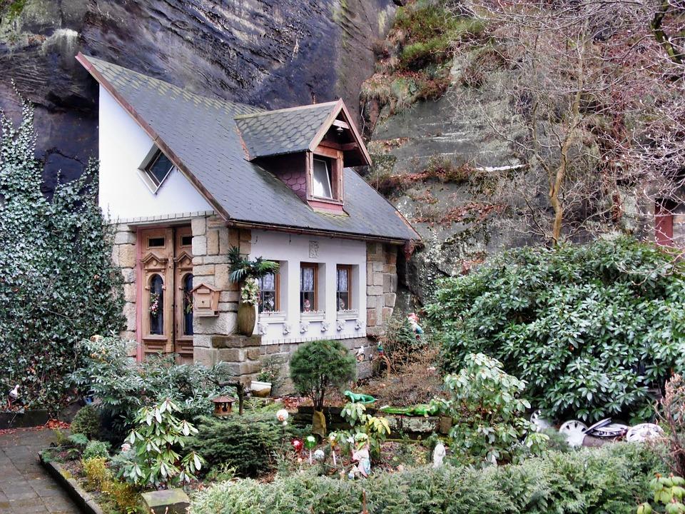Maison De Nain Nains Jardin Photo Gratuite Sur Pixabay