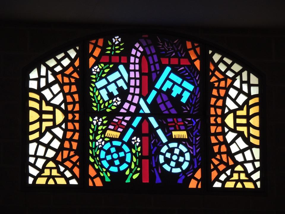 Iglesia mosaico