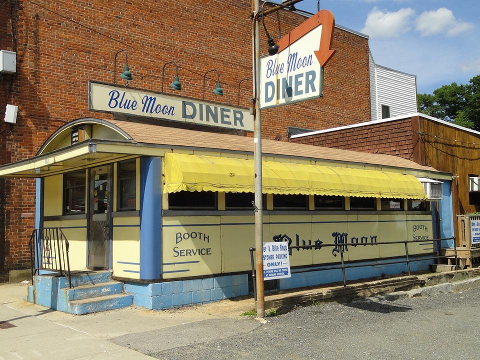 Gardner, Massachusetts, Diner, Restaurant, Classic