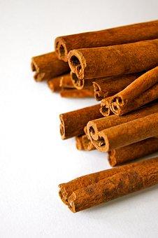 Cinnamon, Cinnamon Stick, Spice, Bake