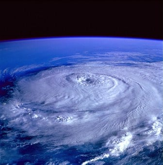 Hurricane Earth Satellite Tracking Satelli