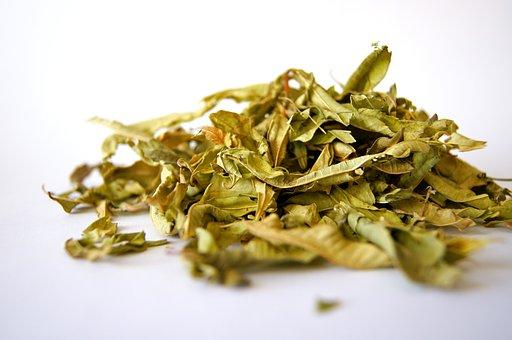 Tee, Kraut, Gewürz, Mischung, Alpen