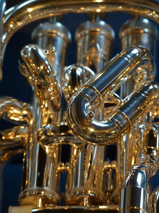 free photo euphonium brass instrument free image on