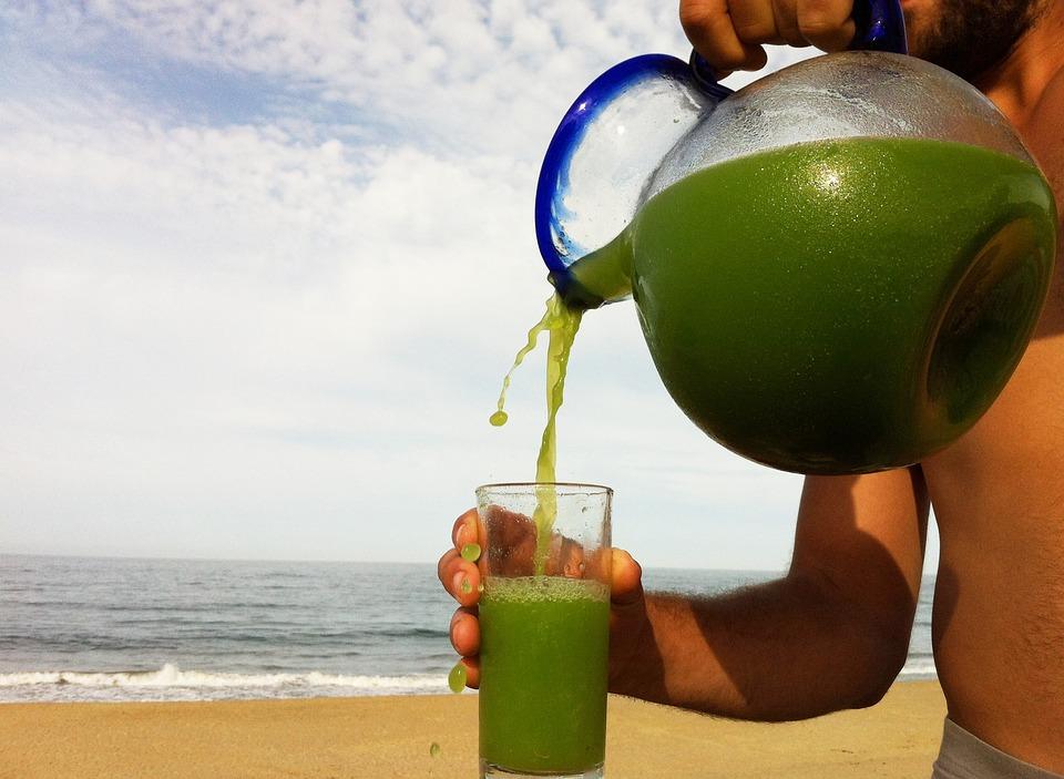 Succo, Succo Di Frutta, Succo Verde, Organici