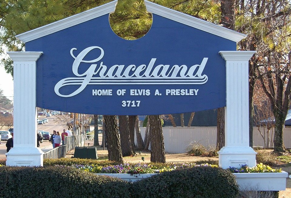 Memphis, Tennessee, Graceland, Elvis Presley, Hito