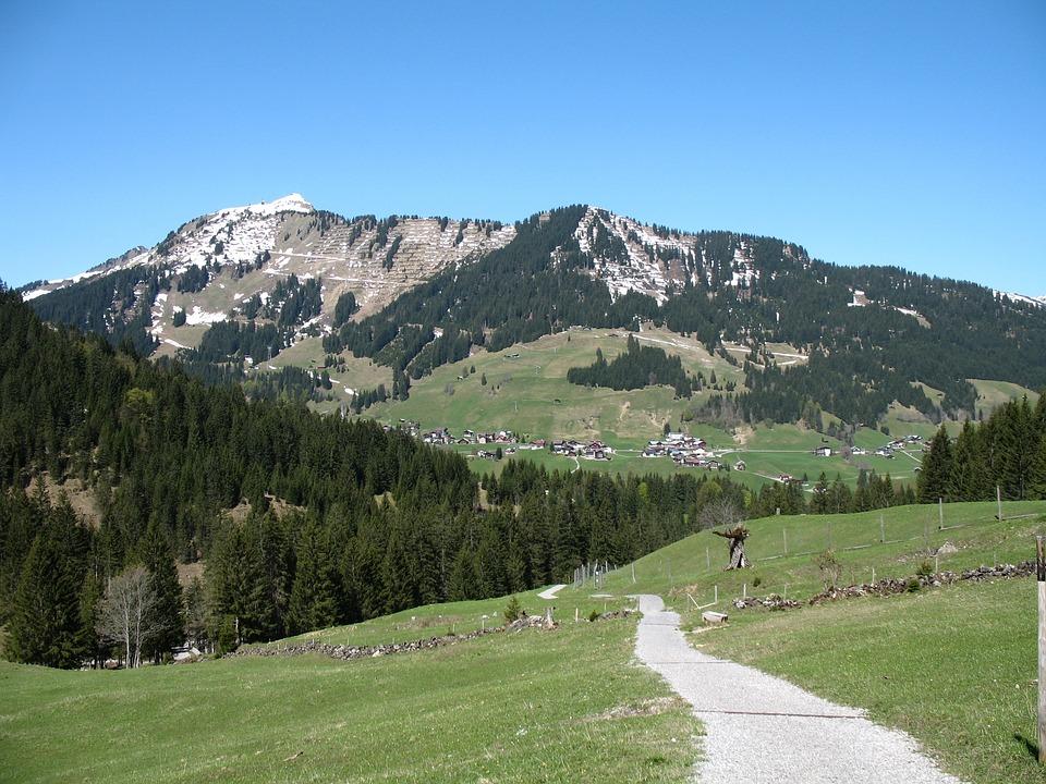 Pegunungan Pemandangan Gunung Foto Gratis Di Pixabay