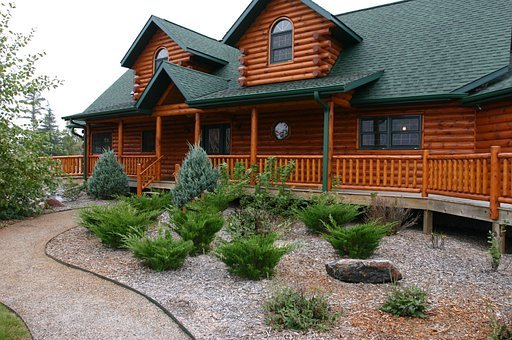 Log Home, House, Cabin, Log Cabin