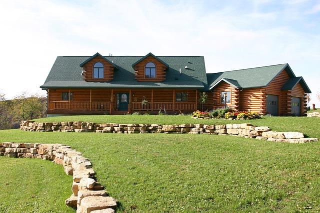Log House Cabin 183 Free Photo On Pixabay