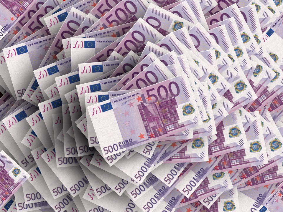 euro stack money free image on pixabay