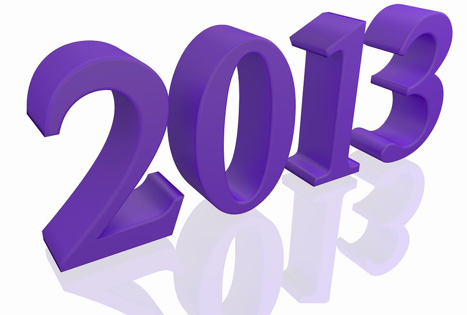 A click of 2013