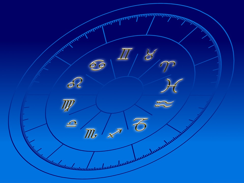 Horoscope Wheel Chart: Luck - Free images on Pixabay,Chart