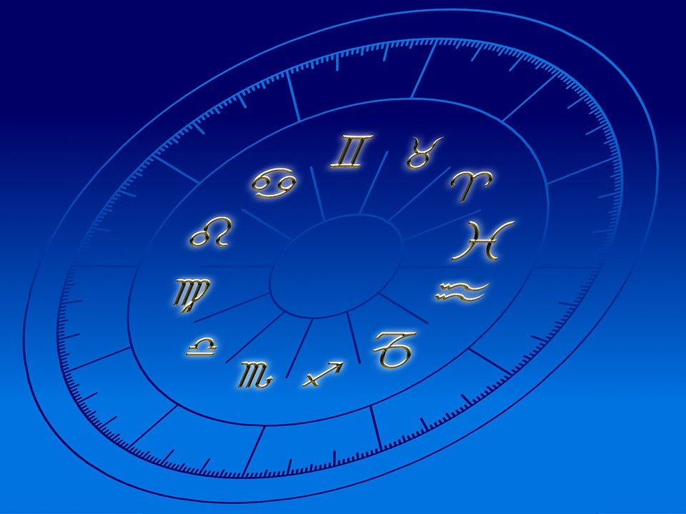 New Horoscope Sign Chart: Zodiac Sign - Free images on Pixabay,Chart