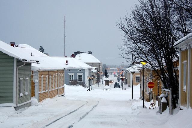 free photo raahe finland landscape scenic free image
