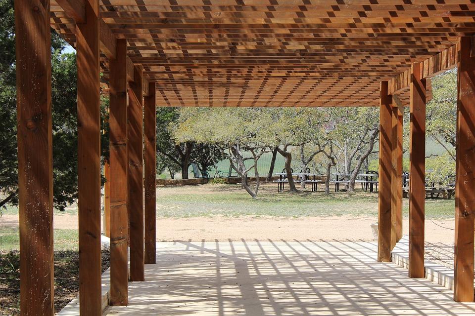 Pergola, Arbor Raisin, Winery