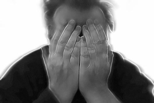 バーンアウト, 疲れ果てた, 単独, 孤独, 孤独な, 一人でいます, うつ病