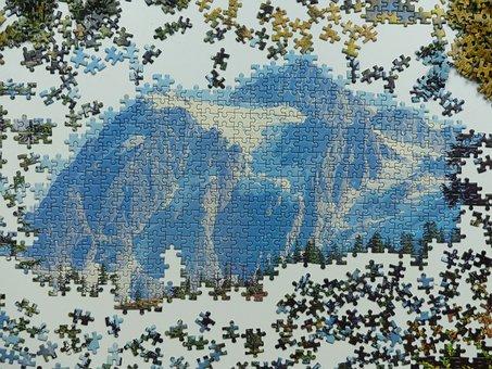 Bildergebnis für puzzle landschaft